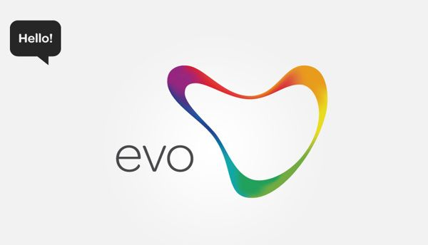 evo a health and lifestyle tool on behance by mads bjerre logofolio pinterest logotypes lifestyle india lifestyle blog