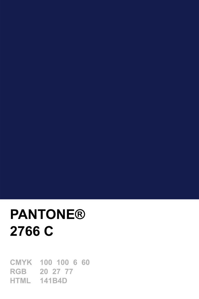 Pantone 2766 C   Pantone Colour Recipes   Pinterest   Pantone