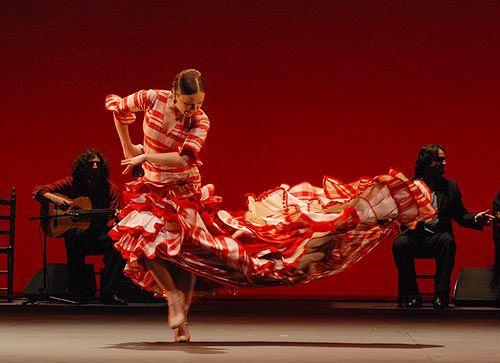 ROCIO MOLINA | Gala Flamenca Mujeres, Maart 2009, Sadler's Wells Theatre (London)
