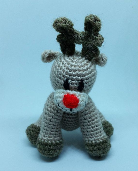 Animaguri reindeer Rudolph the red nose reindeer Christmas