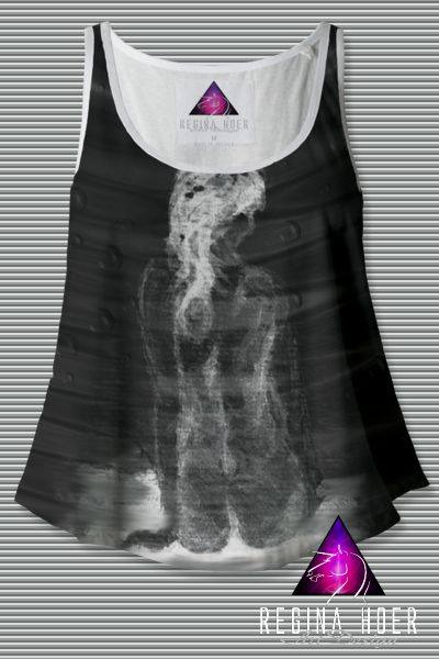 reginahoer:    Lady in Black womens swing tank by Regina Hoer   Only available for a limited time. Only 27 days left! Reserve yours today!     Dark Beauty Design Contest   The Cotery - crowdfunded clothing collections