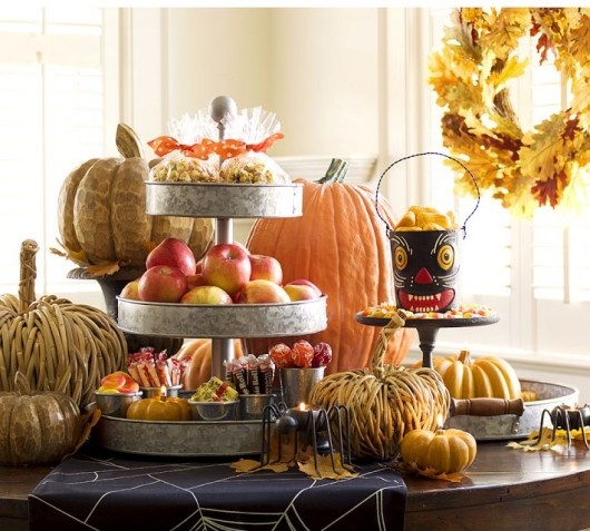 fall decor for thanksgiving