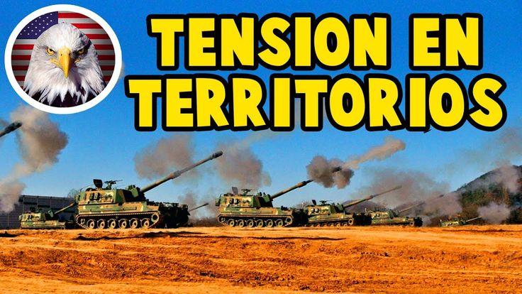 TENSION EN TERRITORIOS HOY 28 DE JULIO 2017, NOTICIAS DE ULTIMA HORA ULT...