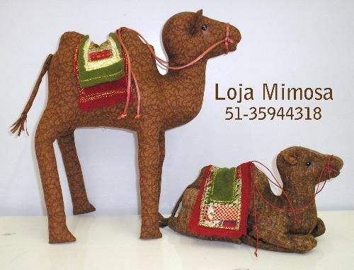 Free Camel Pattern