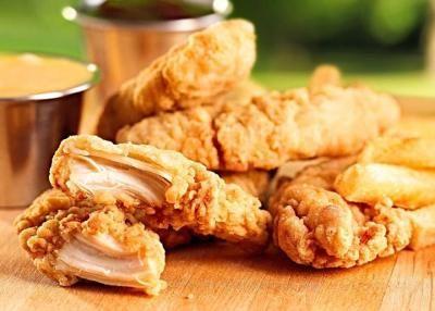 Finger Lickin' Good Chicken Strips