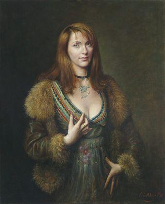 Portret Gohar