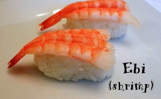 Best 25 sushi types ideas on pinterest japanese treats for Sushi fish names