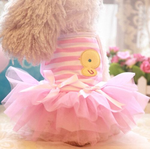 Cute Princess Dog clothes Pet Clothes Dress Yorkshire Chihuahua (small dogs) costume dog clothing // Worldwide FREE Shipping //     #supplies