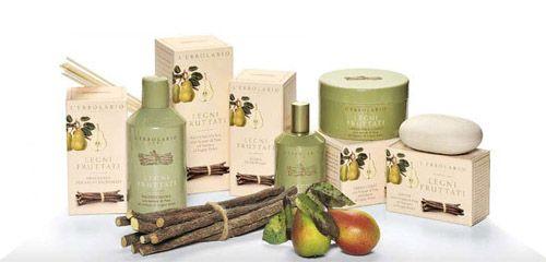 Fruits&Woods Parfüm illatcsalád Lerbolario Naturkozmetikumok Magyarország