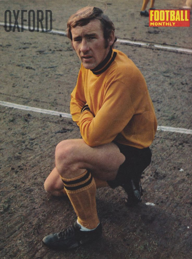 Ken Skeen Oxford United 1970