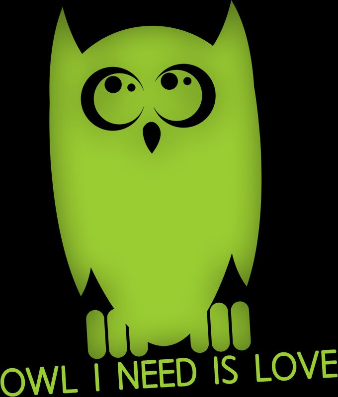 Owl I Need (Cyber Green) 2014 Collection  -  © stampfactor.com