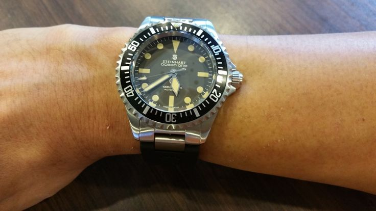 Steinhart ovm on rubber