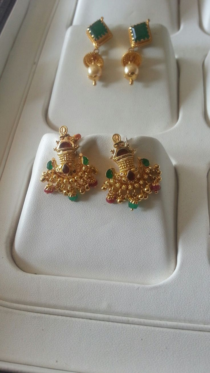 best earring images on pinterest india jewelry jewellery
