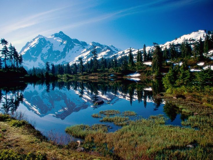 Mt Shuksan in the Cascade range: Buckets Lists, North Cascading, National Geographic, Washington States, Cascading National, National Parks, Pacific Northwest, Earth Science, Mothers Natural