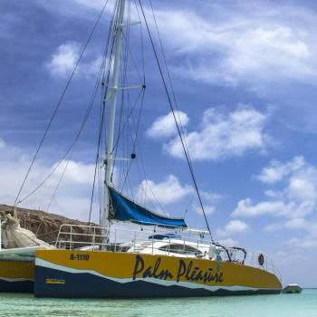 Catamaran Aruba - Palm Pleasure - De Palm Tours