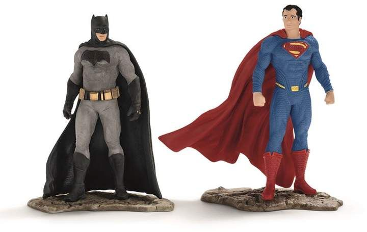 Dc Comics BatmanTM V SupermanTM Action Figure Set