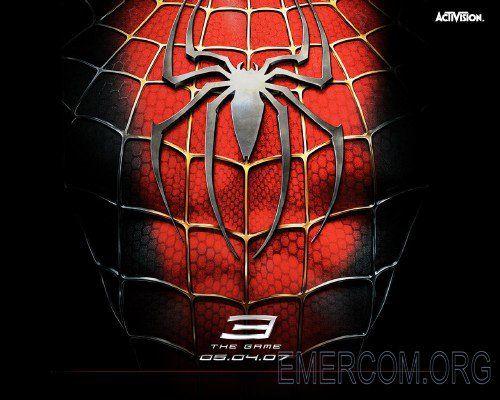 Человек Паук 3 / Spider-Man 3: The Game (2007/PC/Repack)