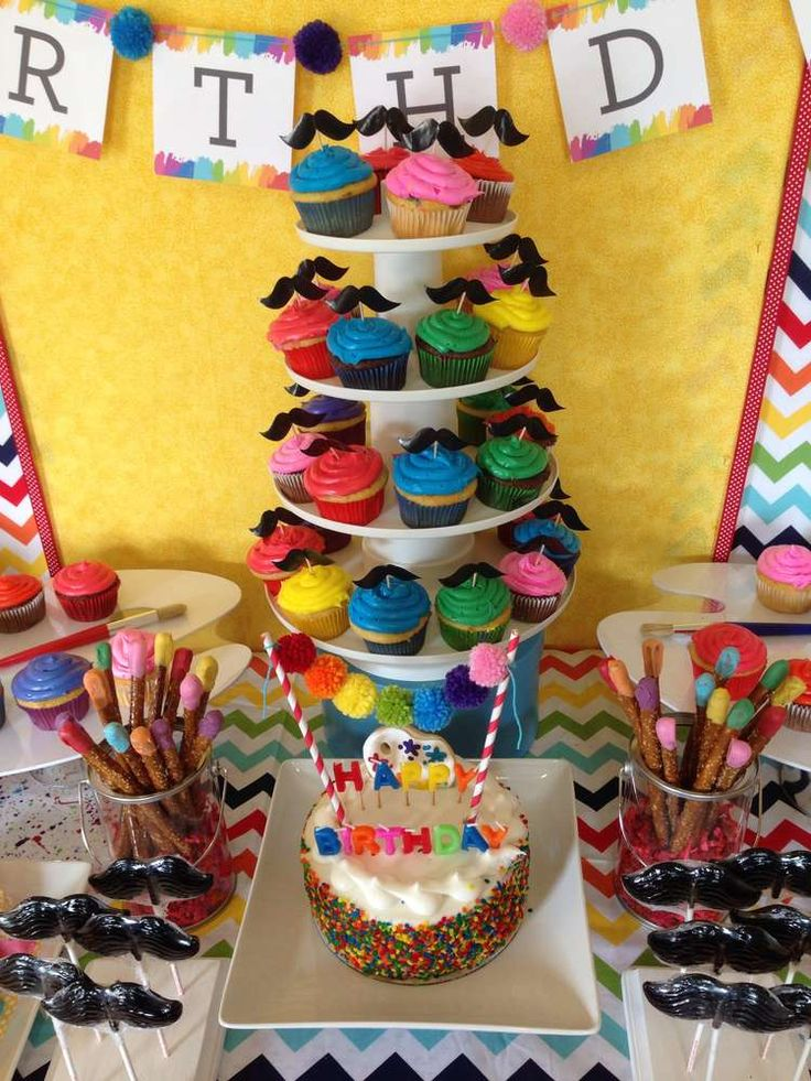 Birthday Party Ideas | Photo 3 of 6 | Catch My Party