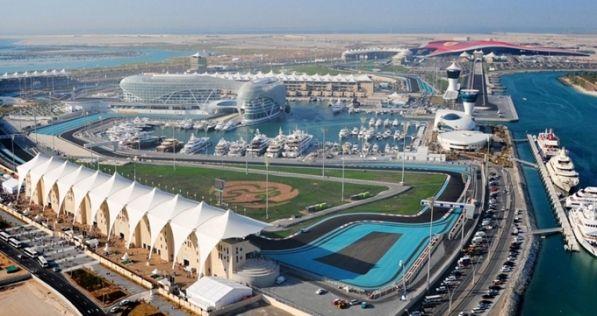 Abu Dhabi Yas Marina Circuit  #Abu Dhabi Formula One Hospitality