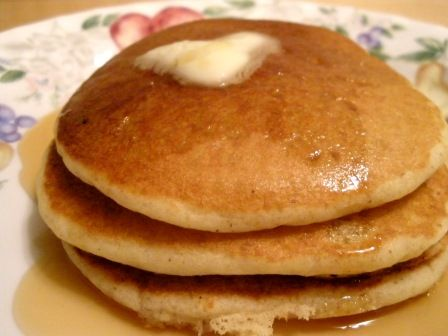 Gluten-Free pancakes have not impressed me a great deal.  The first pancake recipe I posted was okay, but far from great.  The buckwheat pancakes were really good, but not quite a traditional pancake. This recipe is the closest I've gotten to what I remember pancakes being, but honestly, I hardly remember.  Even my family seldom …