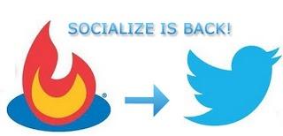 Menghubungkan Twitter Dengan FeedBurner Secara Langsung Tanpa App! | D'Genera    Sekarang tampaknya Google melemparkan sebuah jajaran baru untuk para Blogger yang ingin membagikan RSS feed mereka ke Twitter secara langsung, karena opsi Socialize hadir kembali! Hal ini memang menandai langkah maju untuk Google/ Integrasi Twitter. Sekarang Anda dapat berbagi posting blog Anda (RSS feed) ke Twitter tanpa aplikasi pihak ketiga!