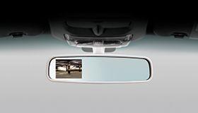 Espelho Retrovisor com Câmera de Ré