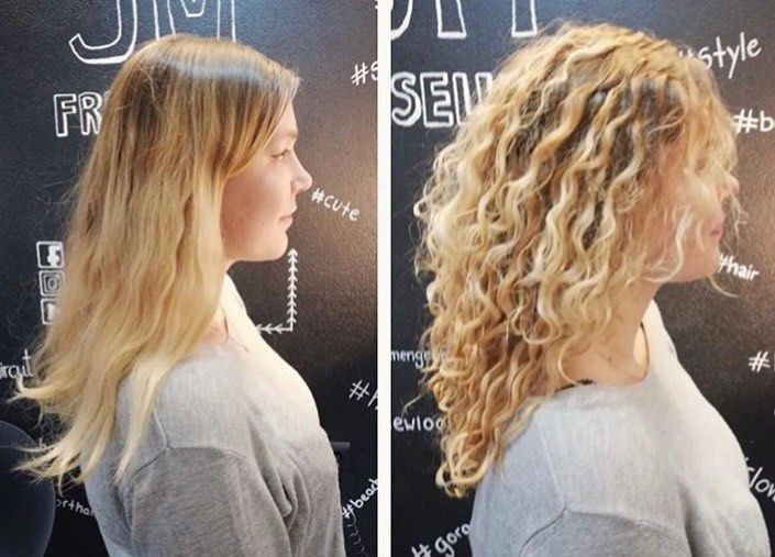 Updated 30 Sensuous Beach Wave Perm Styles August 2020 Beach Wave Perm Perm For Thin Hair Wave Perm