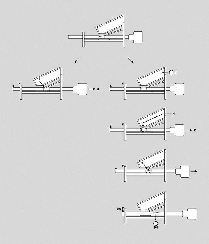 DIY dispenser, simple coin mechanism | hobby