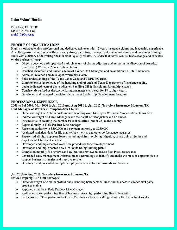 Skills are needed of course in every job, but for Claim Adjuster, special and particular skills are needed. Claim Adjuster Resume skills that need to ... resume for claims adjuster and insurance claims adjuster resume examples Check more at http://www.resume88.com/mention-skills-claim-adjuster-resume/