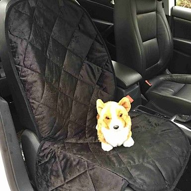 Gato Perro Cobertor de Asiento Para Coche Mascotas Colchonetas y Cojines Sólido Impermeable Portátil Plegable Negro Marrón 5300521 2017 – $309.84