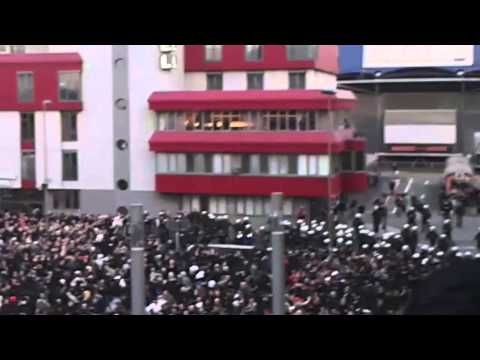 ... Mad World News – [WATCH] Europe REVOLTS Against Islam, Unrest As 1000's Kick Terrorists Out