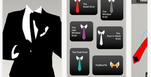 App Tie Right: Lesje stropdas knopen - Lifestyle NWS