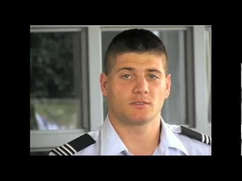 Basic Officer Training - YouTube
