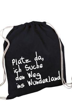 Turnbeutel+Gym+Sportbeutel+Jute+Platz+da+ich+suche+von+NoNameNeedle+auf+DaWanda.com