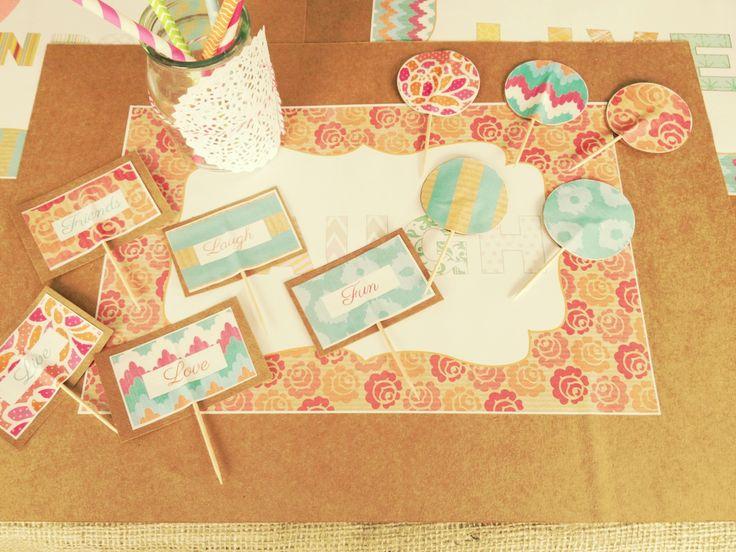 Día del Amigo by www.tiendadoilies.com.ar