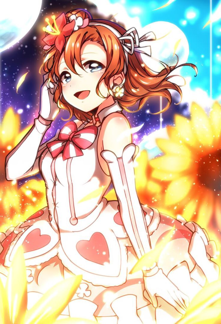 Asahina mikuru blush chinese clothes chinese dress game cg - Honoka Kousaka Love Live By Hotechige