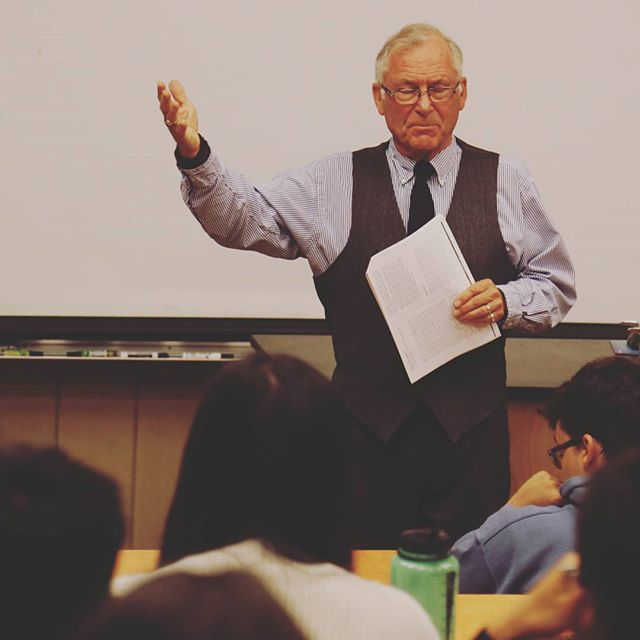 Mr. Miller everyone - delivering his last workshop today to the class of 2018. Congratulations on your retirement Mr. Miller - we'll miss you! #stevensonschool #gopirates #onceapiratealwaysapirate #retirement #collegelife #pebblebeach #collegeprep #thankyou #missingyou #juniors #classof2018 #montereylocals #pebblebeachlocals - posted by Stevenson School https://www.instagram.com/stevenson_school - See more of Pebble Beach at http://pebblebeachlocals.com/