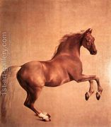 Whistlejacket 1761-62  by George Stubbs