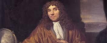 Anthonie van Leeuwenhoek (1632-1723) Hij bezocht micro organismen, en hij gebruikte de microscoop. hij onderzocht ook zelf inplaats van dat hij dingen zomaar aannam (redeneren)- een gedachtegang ontwijken en volgen