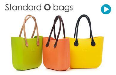 Fullspot O Bags designed and made in Italy | Fullspot Market | Obag