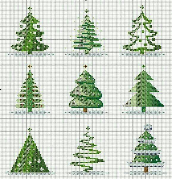 Be it spruce, white pine, or scotch decorating for the holiday is about the tree. alberi Natale