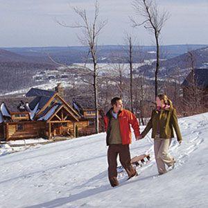 Winter Trips: Deep Creek Lake, MD