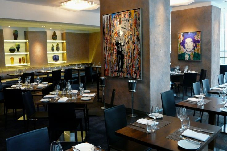 Cafe Boulud Four Seasons Hotel & Private Residences 60 Yorkville Ave Toronto Luxury Condos Victoria Boscariol Chestnut Park Real Estate