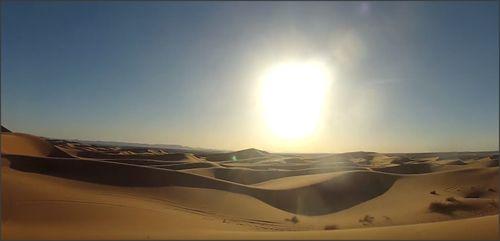 De prachtige woestijn van Marrakesh, waar iedereen kan genieten van absolute stilte. #woestijn #marrakesh #marokko