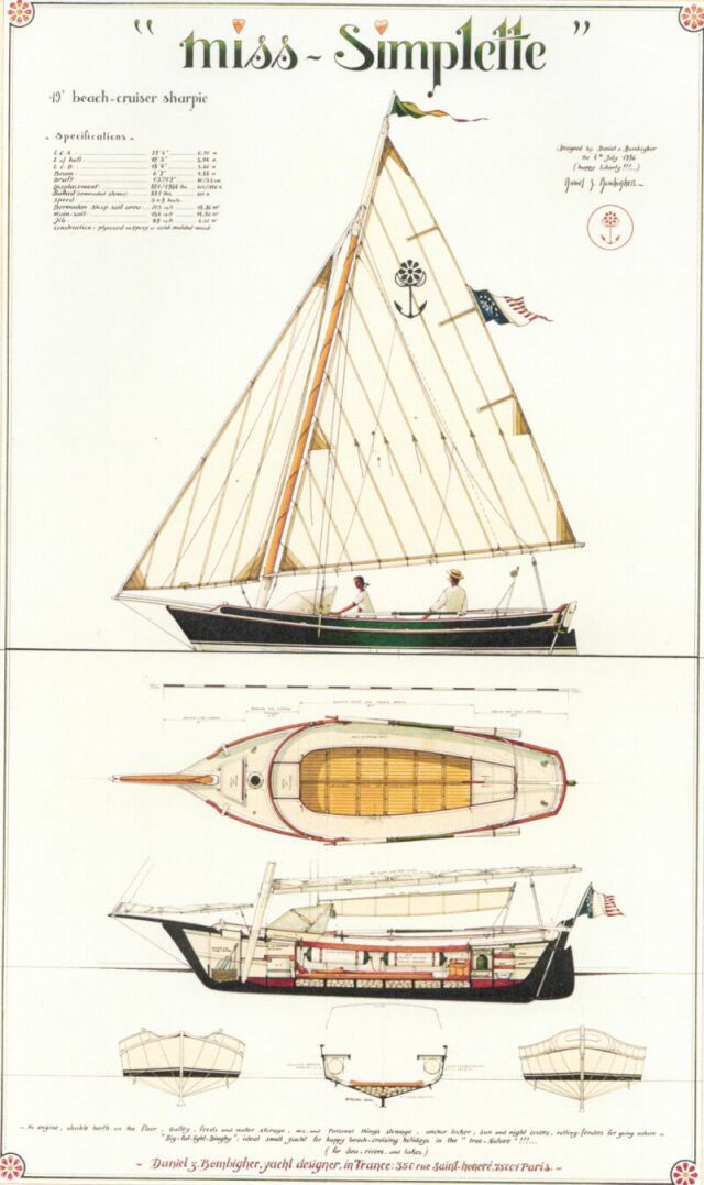 17 best images about wooden boats on pinterest dinghy for Plan architecte