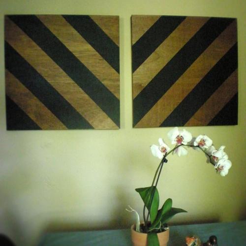 129 best wood art images on Pinterest | Bricolage, Creative ideas ...