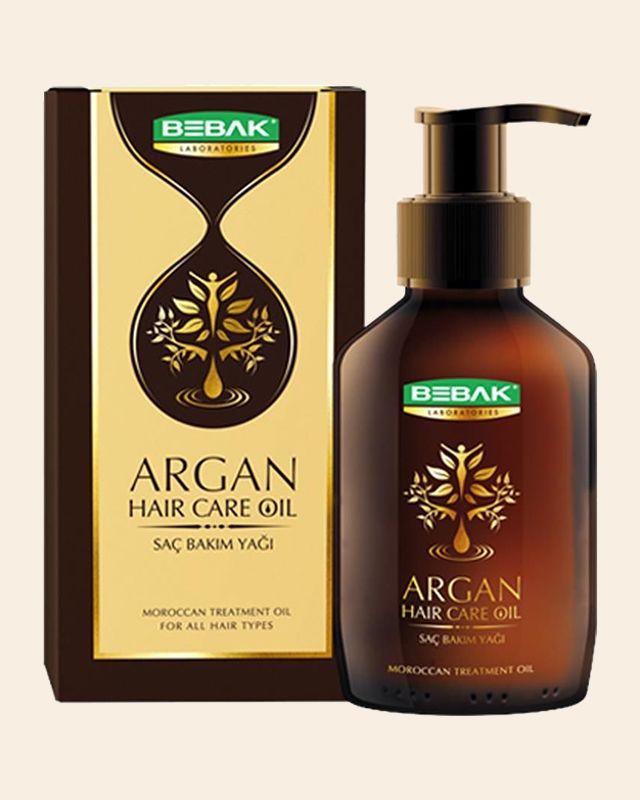 BEBAK Saç Bakım Argan Yağı 100 ml