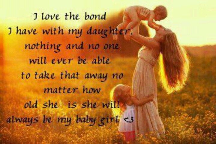 Baby Girl Daughter Quotes: Mother Daughter Quotes