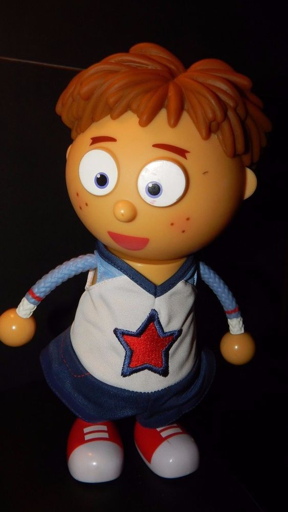 Tickety Tock Toc Talking Tommy Poseable Talking Singing Doll Just Play Nick Jr  #JustPlay