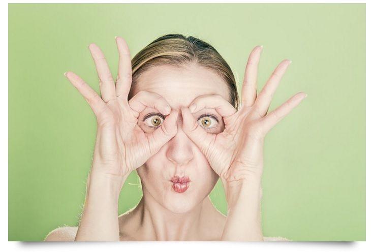 Hier erfahren Sie die besten Augenübungen. Tun Sie Ihren Augen etwas Gutes und staunen Sie über die wohltuende Wirkung.